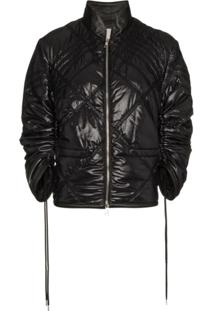 Moncler Sphene Quilted Jacket - Preto