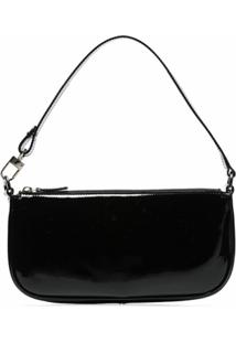 By Far Bolsa Tiracolo Rachel - Preto