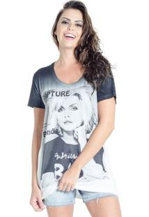 Blusa Camiseta Estampa Retrô Tie Dye Douglas Harris