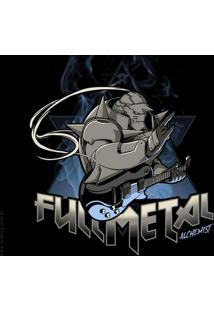 Camiseta Fullmetal - Feminina