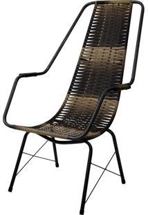 Cadeira Fibra Hawai Fabone Móveis