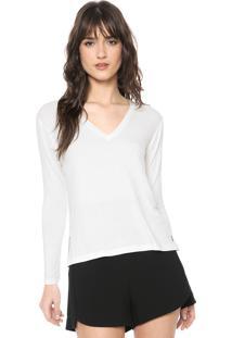 Blusa Iódice Luana Off-White
