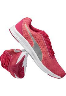 10b4c2d0cd Tênis Puma Rosa feminino