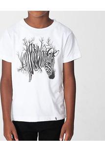 Zebrárvore - Camiseta Clássica Infantil