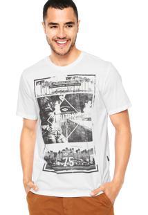 Camiseta Triton Trade Branca