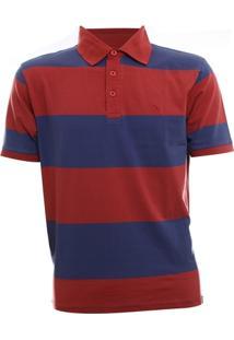 Camisa Pólo Alma De Praia Tkts Listras - Masculino