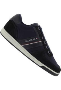 Sapatênis Tommy Hilfiger Ryan 2C - Masculino - Azul Escuro