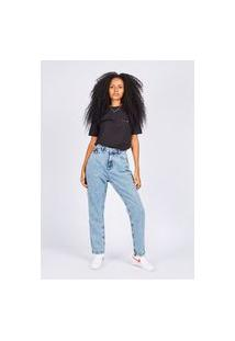 Calça Mom Jeans Gang Feminina