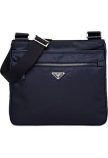 Prada Nylon Bag - Azul
