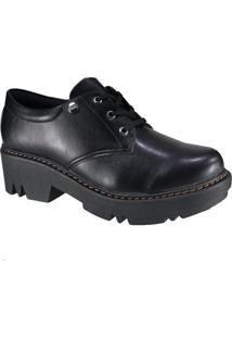Sapato Quiz Oxford Feminino