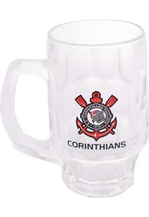 Caneca Minas De Presentes Corinthians Transparente