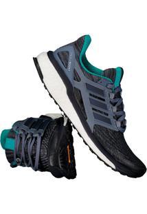 Tênis Adidas Energy Boost Azul Mescla