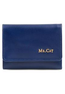 Carteiras Mr. Cat Carteiras Azul Marinho
