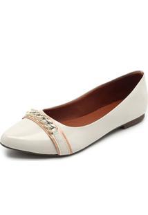 Sapatilha Dafiti Shoes Corrente Branca