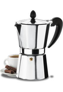 Cafeteira Alumínio 9 Xícaras - Verona 450 Ml - Brinox