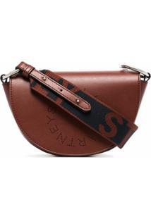 Stella Mccartney Marlee Logo Shoulder Bag - Vermelho