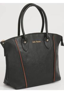 Bolsa Feminina De Mão Textura Alice Palluci