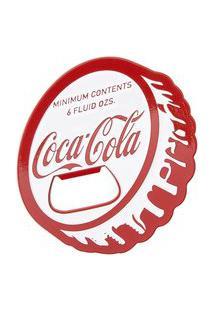 Abridor De Garrafa Coca-Cola Magnético Bottle