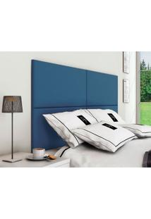 Cabeceira Painel Queen Size Logdesign 4 Mã³Dulos