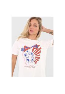 Camiseta Cantão Bailado Off-White