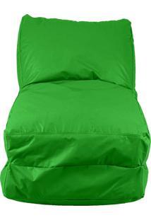 Puff Versátil Individual - Stay Puff - Verde