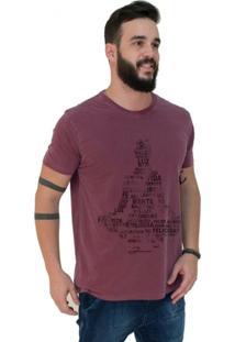 Camiseta Joss Estonada Premium Buda Optimist - Masculino