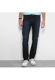 Calça Jeans Colcci Felipe Masculina - Masculino-Azul Escuro