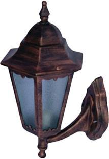 Luminária Externa Com Braço Genebra