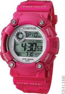 Relógio Cosmos Os41388I Pink