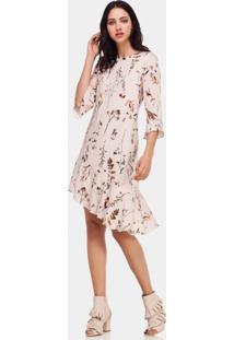 Vestido Tecido Assimétrico Azalea - Lez A Lez