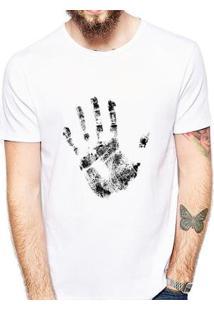 Camiseta Coolest Marca Mão Masculina - Masculino