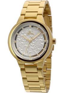 Relógio Allora Feminino Al2035Eyv/4K Al2035Eyv/4K - Feminino-Dourado