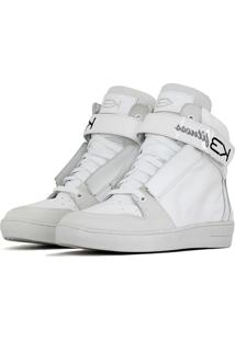 Sneaker K3 Fitness Stylish Branco
