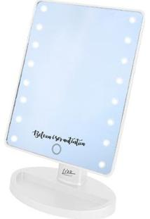 Espelho Beauty Led Lizz Professional 1 Unid. - Feminino-Incolor