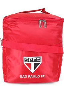 Bolsa Térmica São Paulo - Unissex-Vermelho