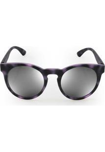 Óculos De Sol Euro Feminino Fashion Fit Berinjela