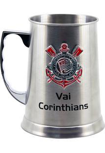 Caneca Minas De Presentes Corinthians Prata