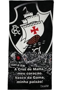 Toalha De Banho Bouton Vasco - Unissex