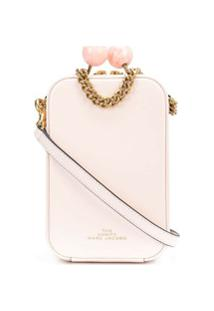 Marc Jacobs Bolsa Vanity Mini - Rosa