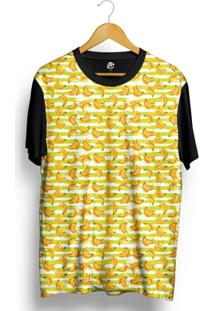 Camiseta Bsc Banana Bunch Full Print - Masculino