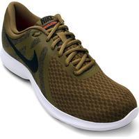 3298a93a628 Tênis Nike Revolution 4 Masculino - Masculino-Verde+Preto
