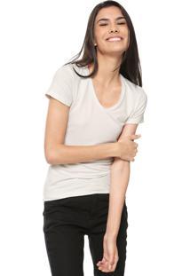 Camiseta Malwee Lisa Off-White
