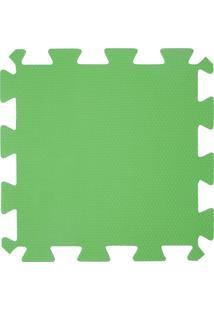 Tapete Loja Da Maria Eva 50X50X1Cm Verde