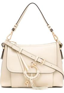 See By Chloé Joan Shoulder Bag - Neutro