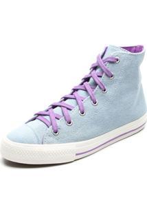 Tênis Converse Chuck Tayllor All Star Gemma Azul