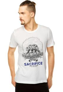 Camiseta Colcci Reta Branca