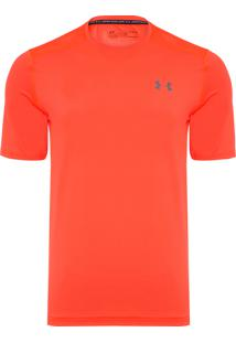 Camiseta Masculina Ua Raid Shortsleeve - Laranja