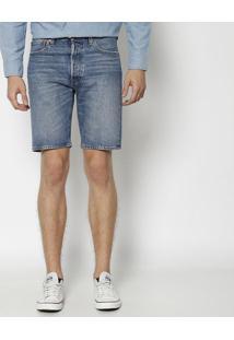 Bermuda Jeans 501® Estonada - Azullevis