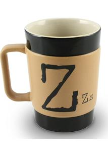 Caneca Coffe To Go- Z 300Ml-Mondoceram - Pardo