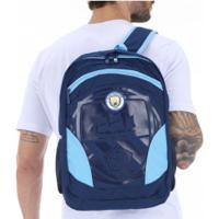 93a353ff1c Mochila Manchester City Ii Dmw - Azul Escuro Centauro